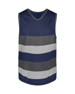 Touch Rugby Singlet - Pattern 7