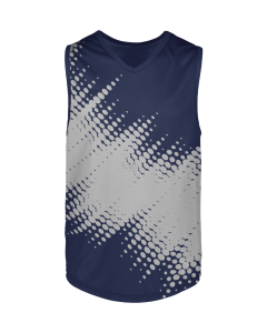 Kids Touch Rugby Singlet - Pattern 5