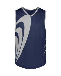 Kids Touch Rugby Singlet - Pattern 6