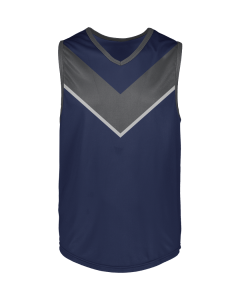 Kids Touch Rugby Singlet - Pattern 8