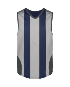 Kids Touch Rugby Singlet - Pattern 10